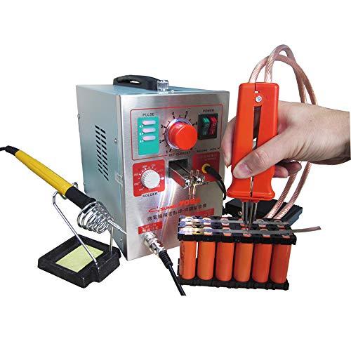 Fesjoy 709A Multifunktionale High Power Lithium Batterie Clamp Automatische Microcomputer Digitalanzeige Pulse Mobile Mit Schweißgerät Universal Pen Nickel Spot Welder