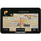 Blaupunkt TravelPilot 73CE LMU Système de navigation avec écran central Europe Cartes à vie, mises à jour de carte