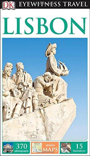 Lisbon (Dk Eyewitness Travel Guides Lisbon)