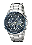 Citizen Eco-Drive Analogue Blue Dial Men's Watch - AT8020-54L