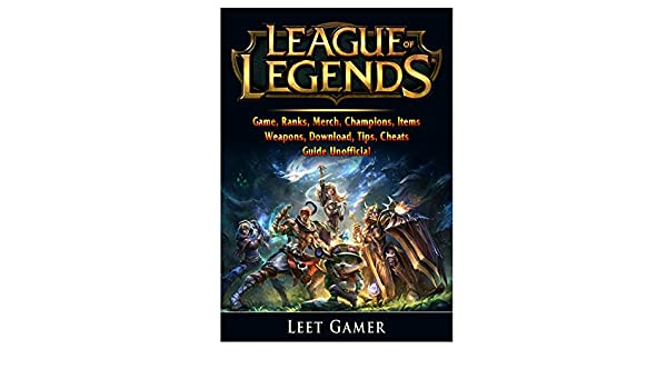 Buy League of Legends Game, Ranks, Merch, Champions, Items