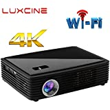 Luxcine Z4000 Android 4K DLP 3D Bluray Wifi HD 2205P Home Theater Projector LED