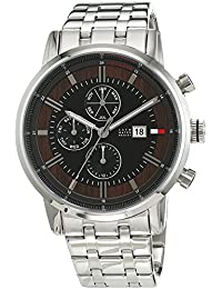 Tommy Hilfiger Herren-Armbanduhr Cool Sport Analog Quarz Edelstahl 1791248