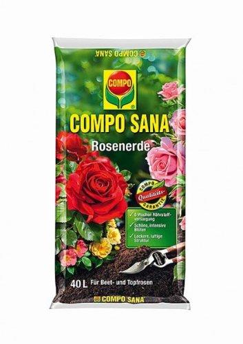 COMPO SANA Rosenerde 40 l
