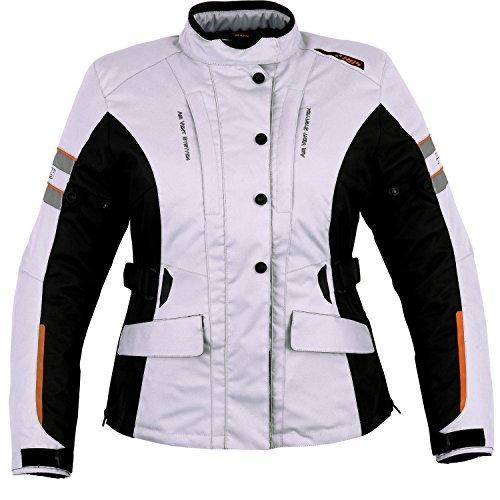 Motorradkombi Textilien Motorradjacke + Motorradhose, Damen (L)