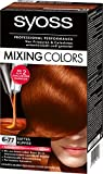Syoss Mixing Colors 6-77 Sattes Kupfer, 3er Pack (3 x 135 ml)