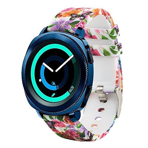 Correa repuesto smartwatch Fit-power 20 mm, compatible