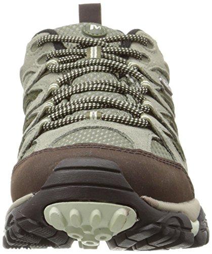 Merrell MOAB WATERPROOF J88796, Chaussures de randonnée femme Granite