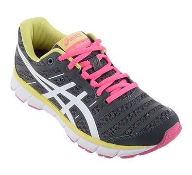 Asics Gel-Zaraca 2, Womens Running Shoes, Black (Dark