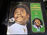 Fats Domino in concert - 2 disques - ' Blueberry Hill '- disque mercury 6641 537