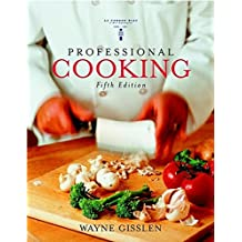 Professional Cooking, College (With CD-ROM) by Wayne Gisslen (2002-06-15)