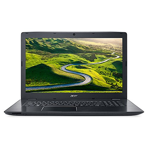 Acer Aspire e5-774g-5563  Laptop 17 3   LED Full i5-7200u RAM 4  GB       SSD 128  GB NVIDIA GeForce GTX 940Mx DVD Writer WLAN Bluetooth Webcam Window