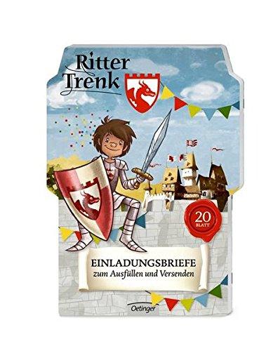 Preisvergleich Produktbild Ritter Trenk Einladungskarten