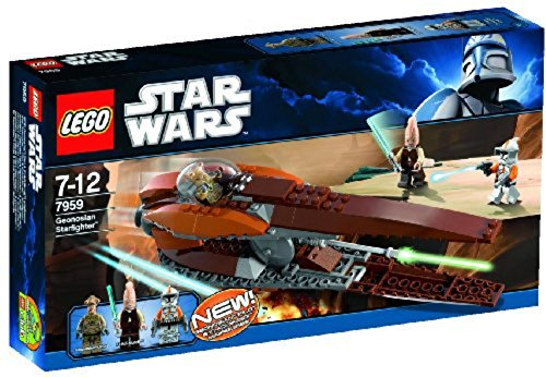 Lego-schiffe Star Wars (LEGO Star Wars 7959 - Geonosian Starfighter)