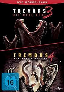 Doppelpack: Tremors 3 + 4 [2 DVDs]