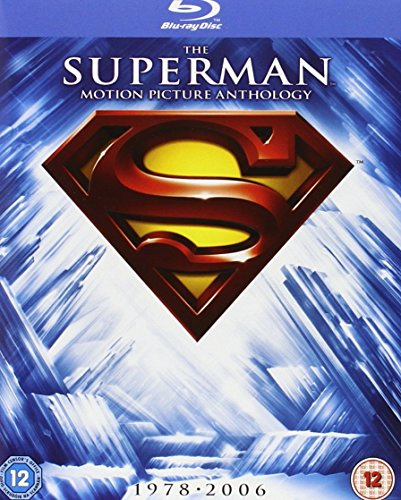 The Superman Motion Picture Anthology 1978-2006