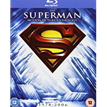 Superman Motion Picture Anthology 1978-2006