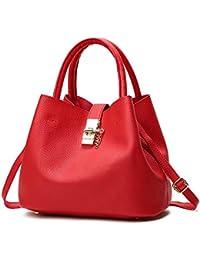 Amazon.it  secchiello - Rosso   Borse  Scarpe e borse fc0864868e5e
