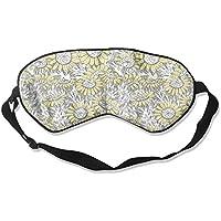 Comfortable Sleep Eyes Masks Sunflower Printed Sleeping Mask For Travelling, Night Noon Nap, Mediation Or Yoga E4 preisvergleich bei billige-tabletten.eu