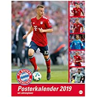 FC Bayern München Posterkalender 2019