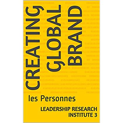 Creating global brand: les Personnes
