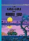 Spirou et Fantasio, tome 25 : Le Gri-gri du Niokolo-Koba par Fournier