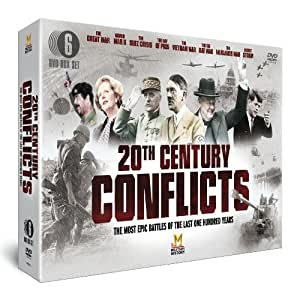 20th Century Conflicts (6-Disc Box Set) [DVD]
