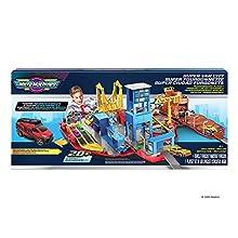 Micro Machines MMW0042 - Set di giochi Super Van City con oltre 20 aree di gioco + 3 veicoli esclusivi