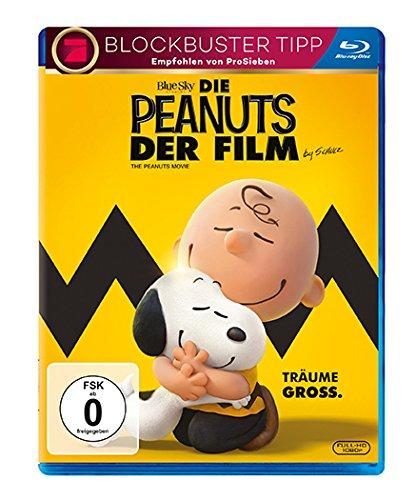 Die Peanuts - Der Film [Blu-ray]