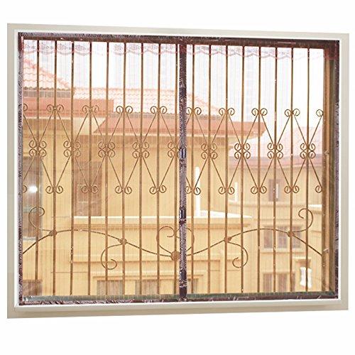 L'estate di schermi tenda zanzariera magnetica calamita per porte, la porta finestra della camera da letto zanzariera a tenda magnetica per porte-d-120x150cm(47x59inch)