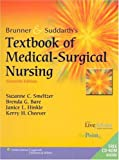 Brunner and Suddarth's Textbook of Medical-Surgical Nursing (Brunner & Suddarth's Textbook of Medical-Surgical Nursing)
