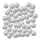 Generic 50pcs Helle Mini Ballon Lampe Nachtlicht Licht Weihnachten Partei Geburtstag Dekor - Weiß