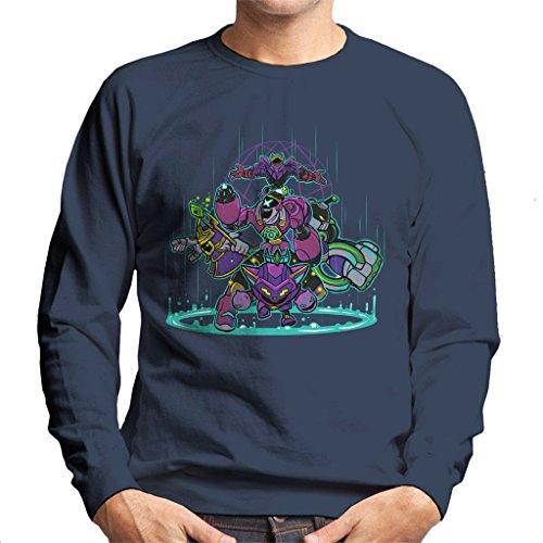 League Of Legends Battles Bosses Men's Sweatshirt