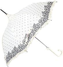 Johns Umbrella Lady Pagoda White Umbrella(LPGD-9)