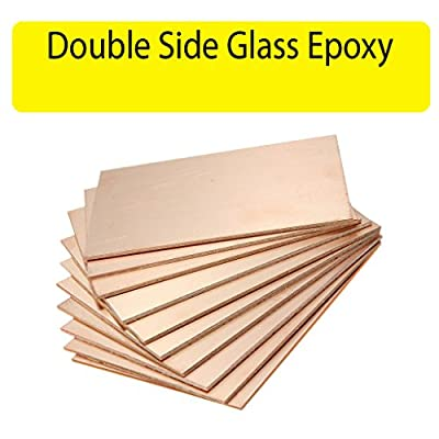 Double Side Copper Clad for PCB Prototyping
