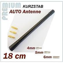 STAB-ANTENNE Original N24 KFZ AUTO 40cm Seat Alhambra Altea XL Arosa Ibiza Mii