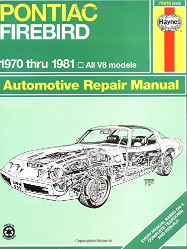 pontiac-firebird-1970-81-owners-workshop-manual-usa-service-repair-manuals