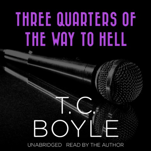 Three Quarters of the Way to Hell  Audiolibri
