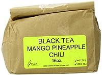 Hale Tea Black Tea, Mango Pineapple Chili, 16-Ounce