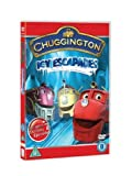Chuggington - Icy Escapades [DVD] by Sarah Ball
