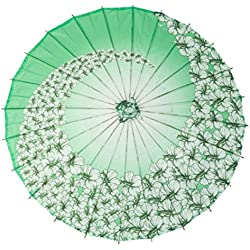 Godhl Bamboo, chinesisch, orientalisch, Regenschirm, Sonnenschirm, klassischer Tanz, Schirm
