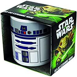 GB Eye MUGBSW12 Taza Star Wars R2 D2 Fashion, Cerámica, Multicolor