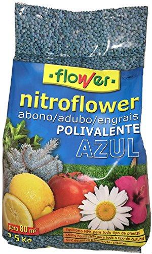 nitroflower engrais polyvalent Bleu 2,5 kg