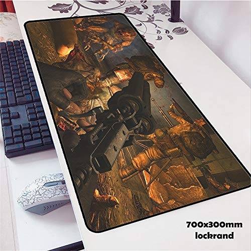 Spieler Persönlichkeit Neue Laptop Tastatur große Tischset 4 900x300x2 ()