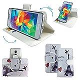 ULEFONE BE TOUCH 3 Smartphone Tasche / Schutzhülle mit
