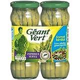 Géant vert asperges vertes 2x370ml promo - ( Prix Unitaire ) Envoi Rapide Et Soignée