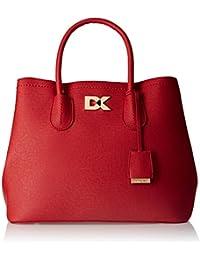Diana Korr Women's Handbag (Red) (DK08HRED)