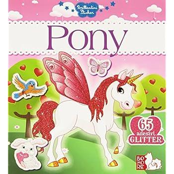 Pony. Con Adesivi