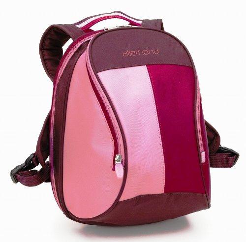 Allerhand AH-M-TBP-24 107 - Mini Travel Backpack, Design: Rouge