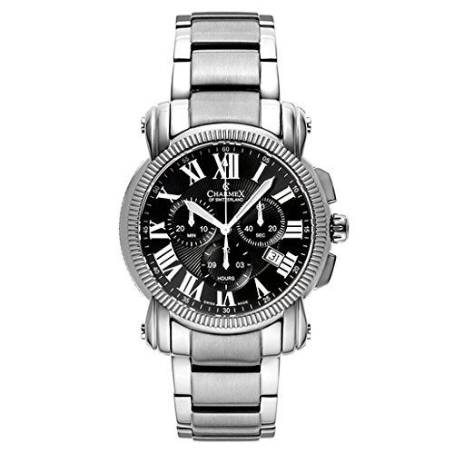 Charmex Aspen Homme 42mm Chronographe Date Montre 2456